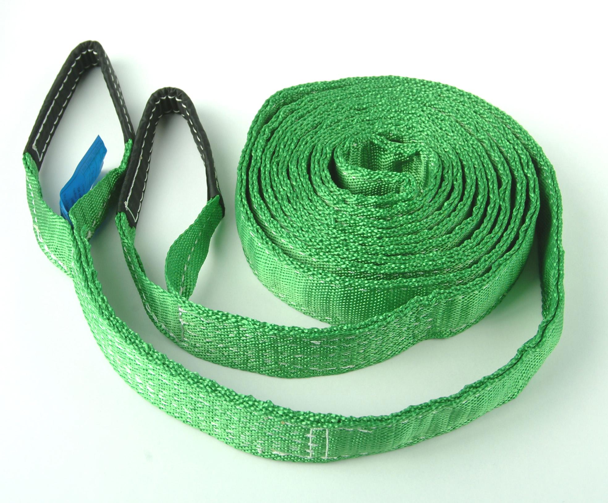 ベルト緑4m