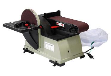 ベルトディスクサンダーTR-48EB集塵付き